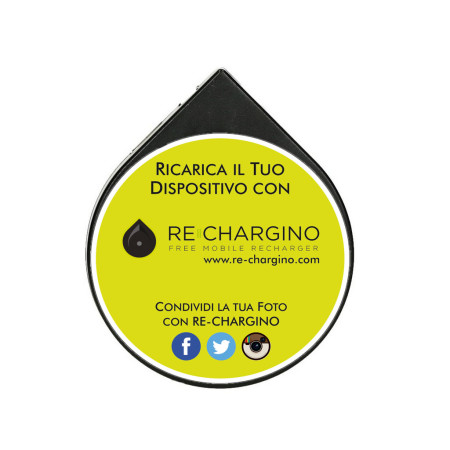 Batteria Re-chargino powerbank rechargino